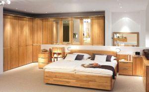 Minimalist-wooden-furniture-for-modern-bedroom