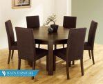Set Meja dan Kursi Makan Minimalis Modern