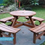 Set Meja dan Kursi Outdoor A1