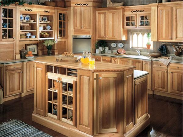 Kitchen Set Jati Natural