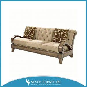 Sofa Tamu Simpel Elegan