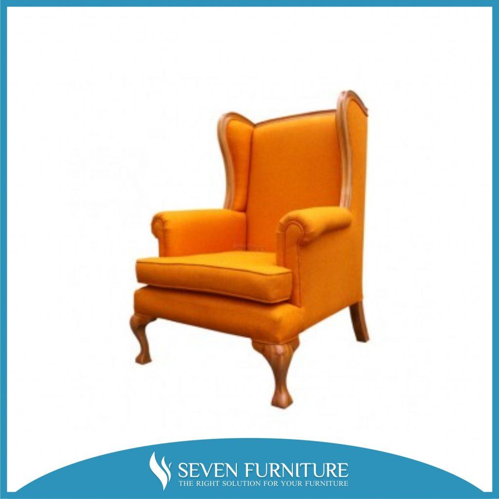 Sofa Tamu Orange