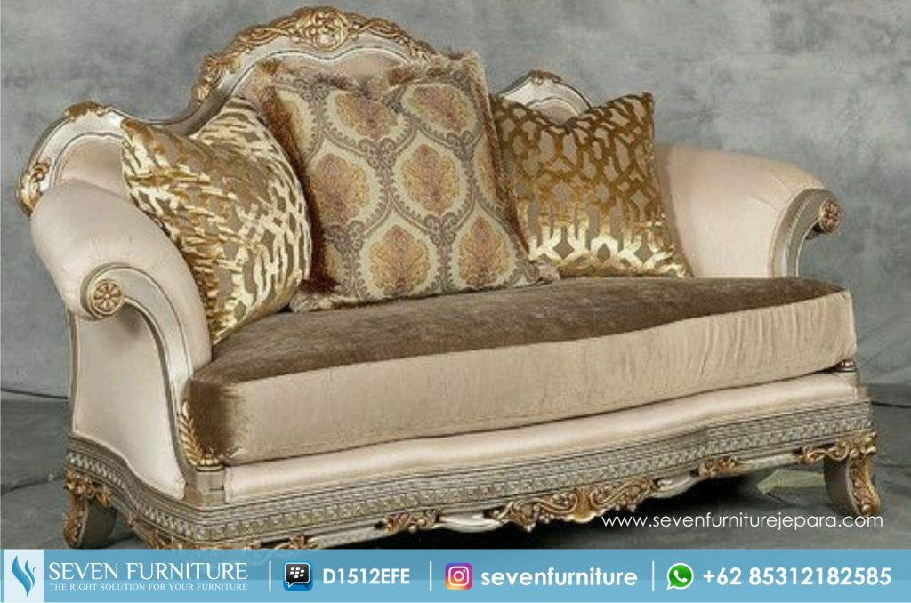 Sofa Mewah Jepara