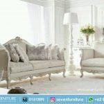 Set Sofa White Duco