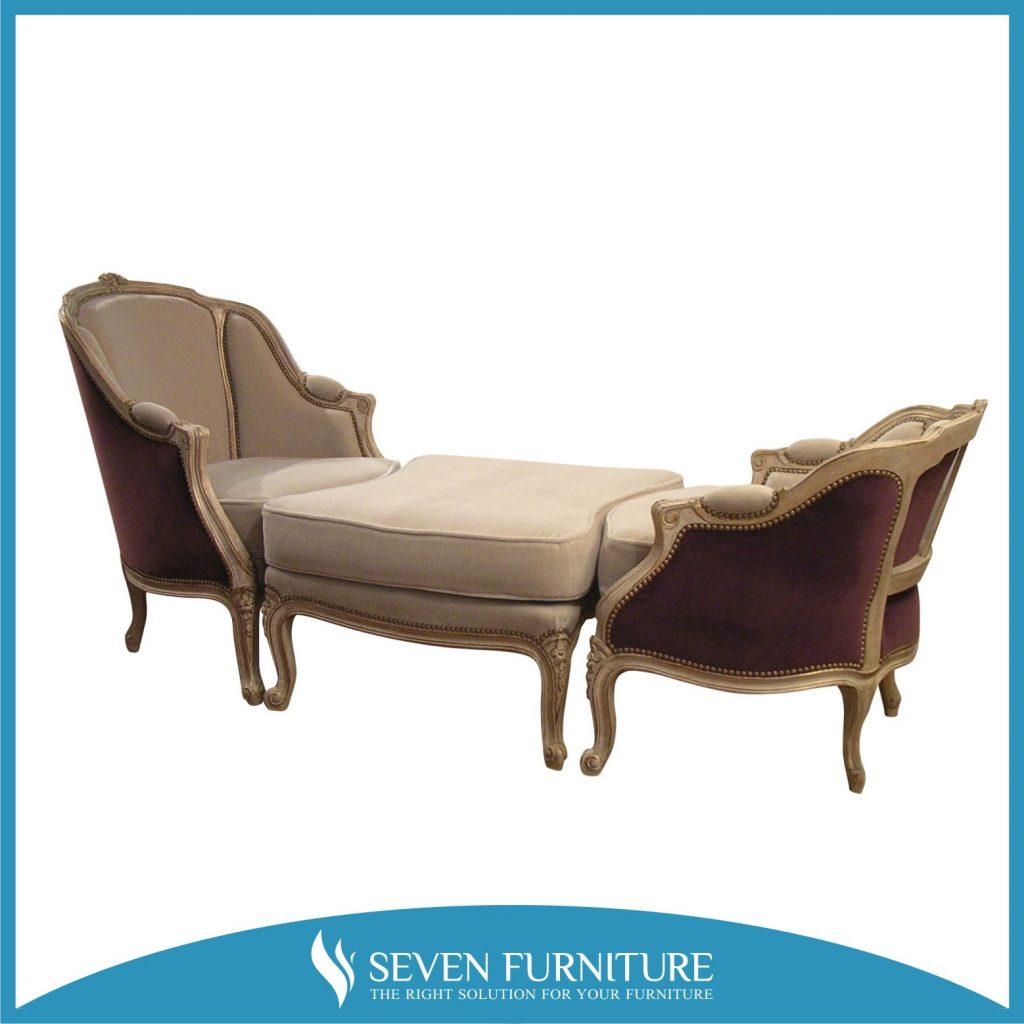 Set Sofa Klasik Eropa