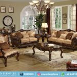 Set Kursi Sofa Tamu Antique