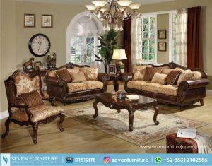 Set Kursi Sofa Tamu Antique