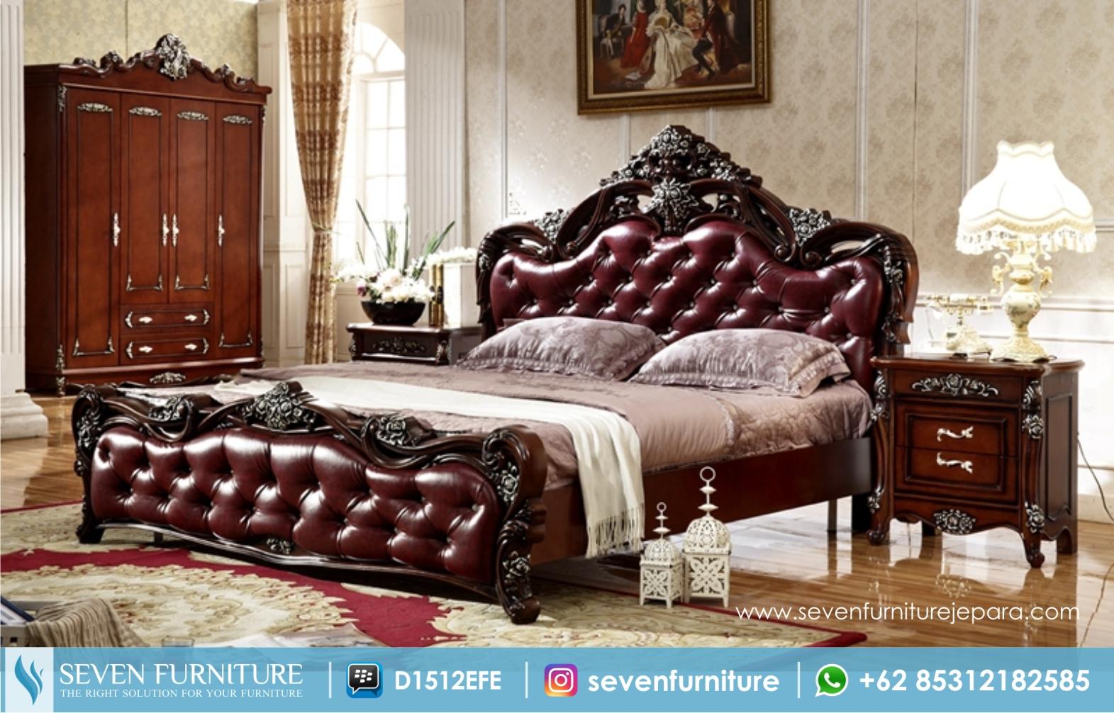 Set Tempat Tidur Modern Royal