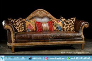 Sofa Kulit Mewah