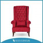 Sofa Wing Merah