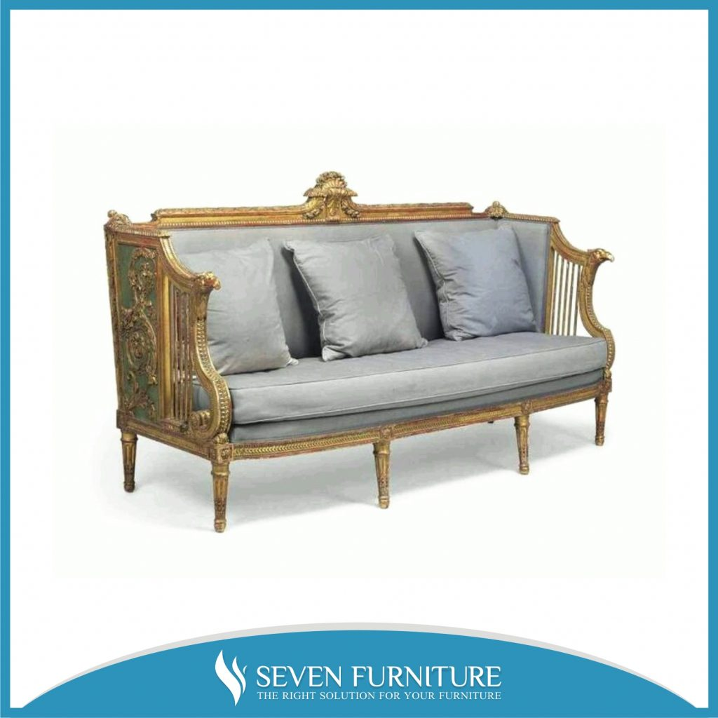 Sofa Tamu Harpa