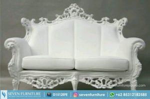 Sofa Tamu Duco Putih