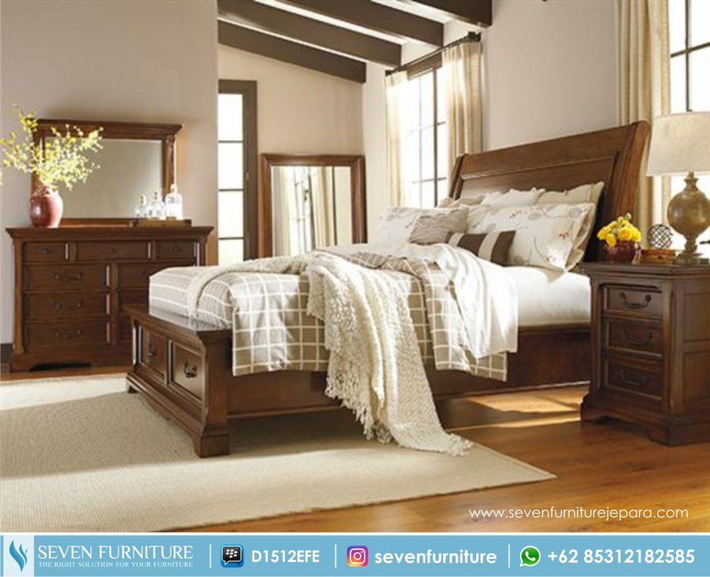 Set Kamar Tidur Natural