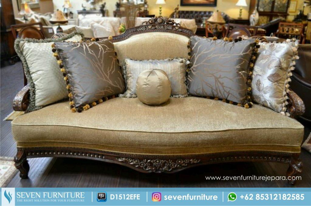 Sofa Mawar Mewah