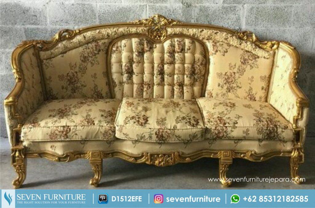 Sofa Tamu 3 Seat