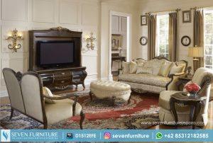 Set Sofa Ruang Keluarga
