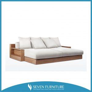 Sofa Lesehan Natural