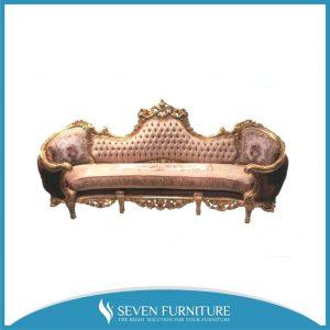 Sofa Raja Royal Ukiran