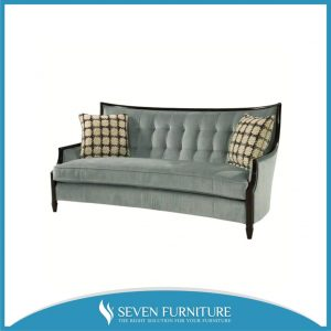 Sofa Minimalis Bludru