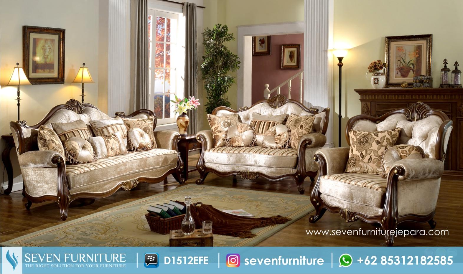 Set Sofa Klasik