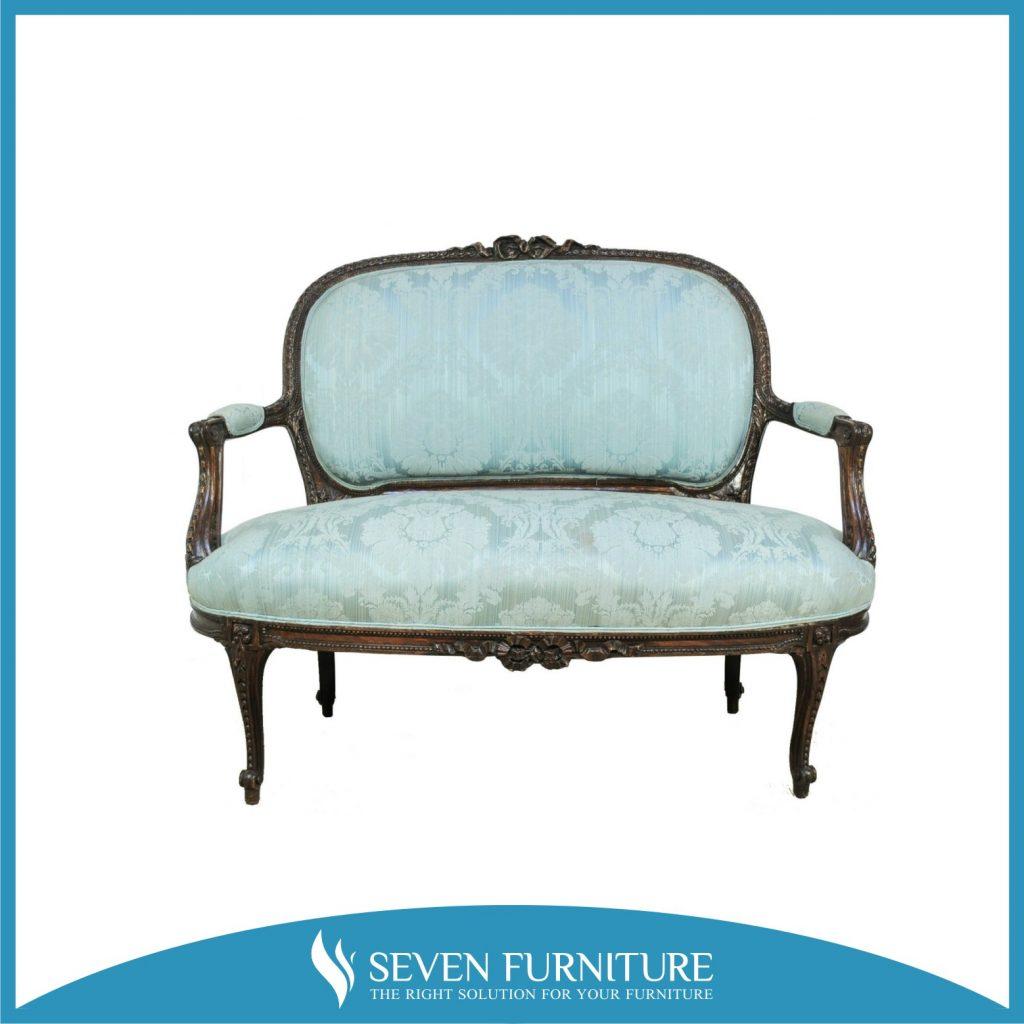 Sofa Tamu Ukir Klasik
