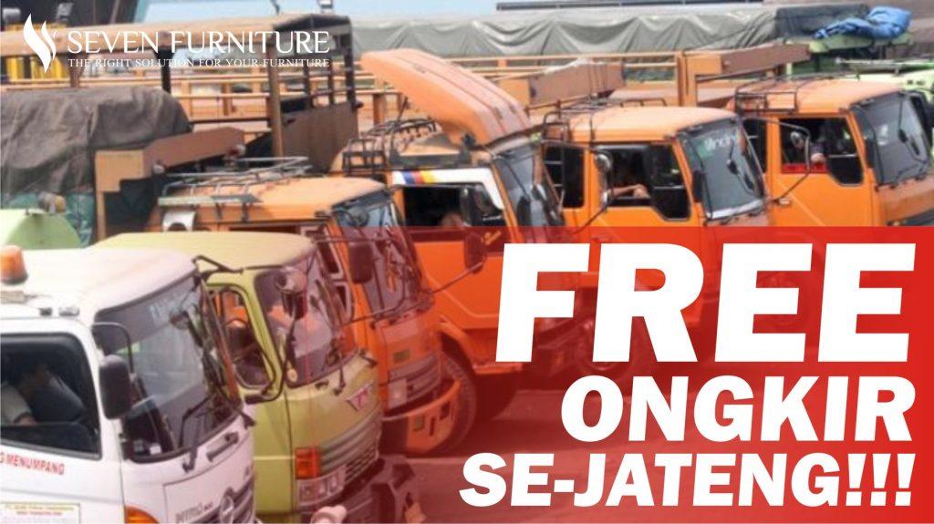 Free Ongkir Seven Furniture