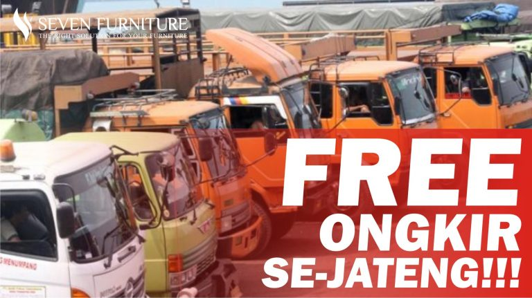 Free Ongkir Seven Furniture