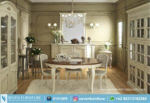 Set Meja Makan Eropa