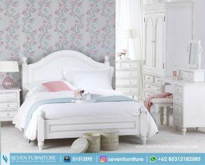 Tempat Tidur Dan Lemari Minimalis Set