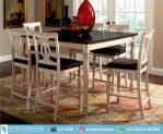 Set Meja Makan Antique