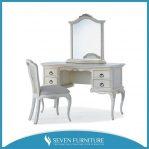 Meja Rias Putih Liana