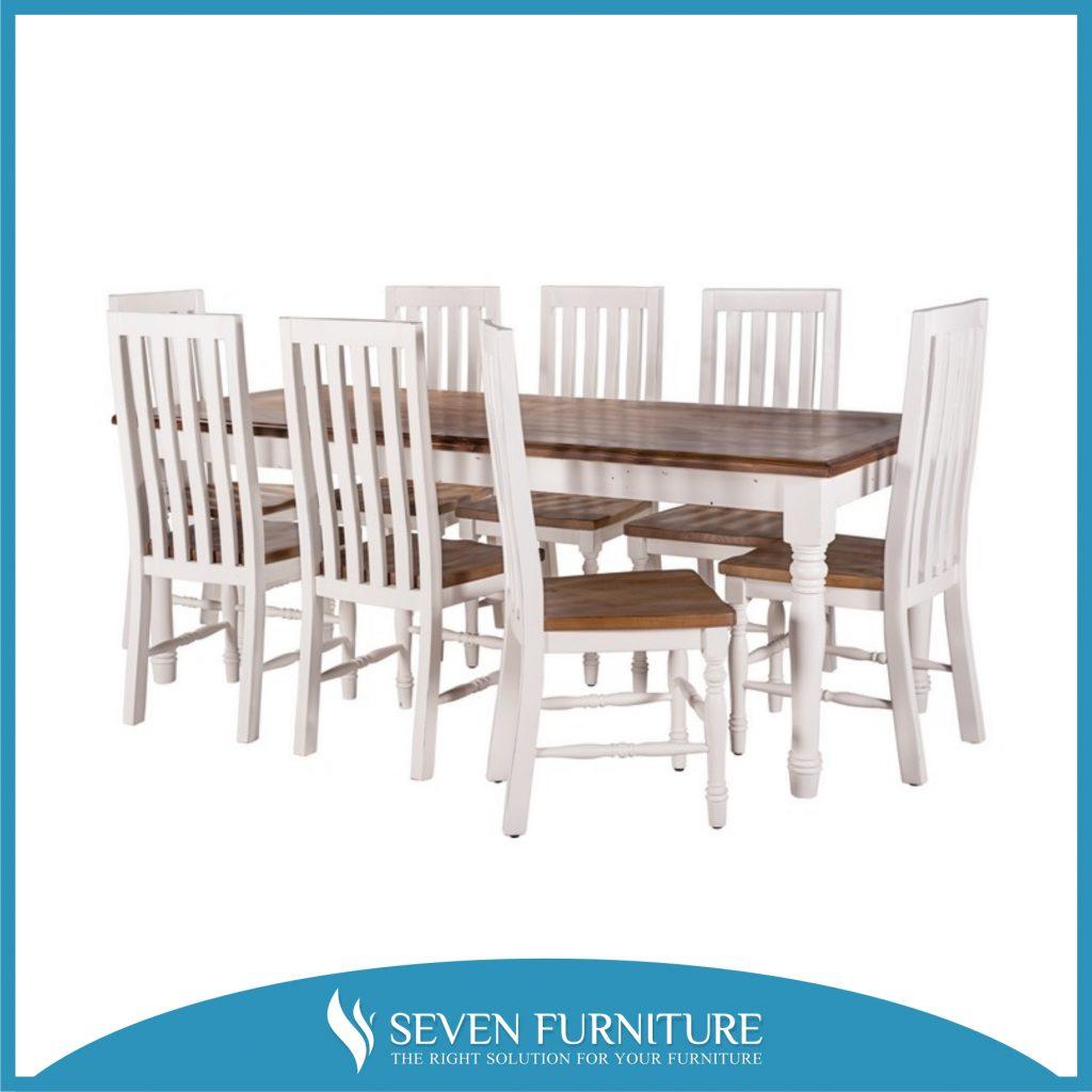 Set Kursi Dan Meja Makan Efron