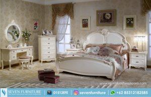 Set Kamar Tidur Putih Duco
