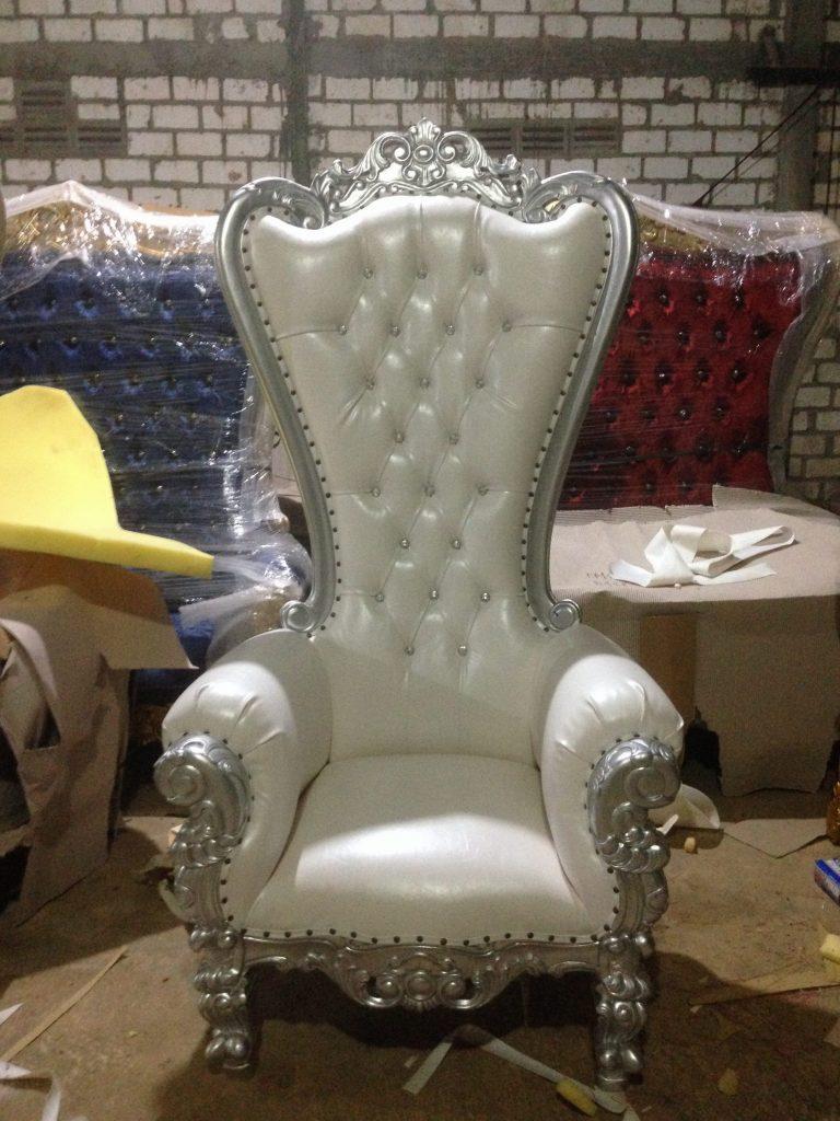 Sofa Syahrini | Throne Chair