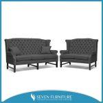 Set Sofa Tamu High Back