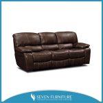 Sofa Kulit 3 Dudukan