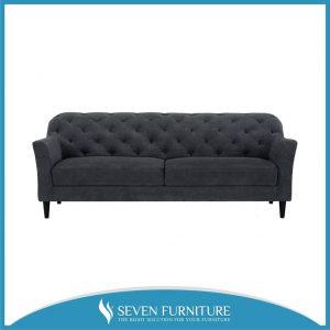 Sofa 2 Dudukan Dark Grey