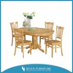 Dinning Table Set Natural
