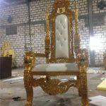 Kursi Raja Emas Murah