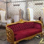 Sofa Tamu Turki Emas
