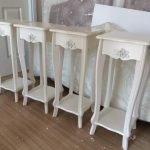 Corner Table Minimalis Victorian