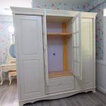 Interior Lemari Pakaian Minimalis