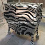 Nakas Bombay Cabinbet Motif Zebra