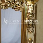 Detail Perapian Gold Leaf