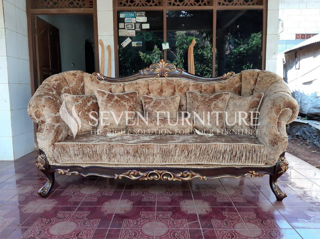 Sofa Tamu Ukir Jepara Klasik